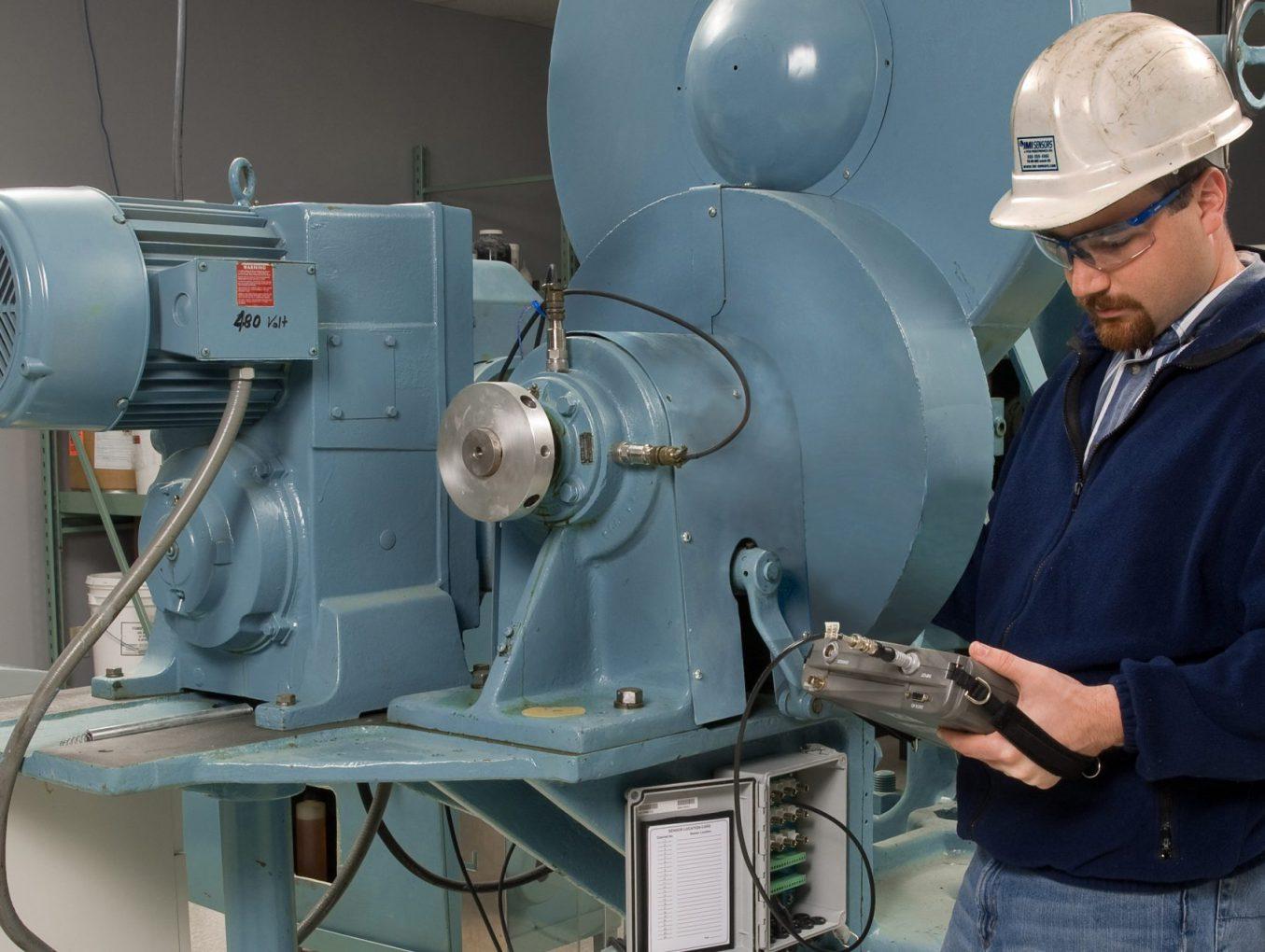 บทความ ความสั่นสะเทือนในงานอุตสาหกรรม  (Vibration in Industries)