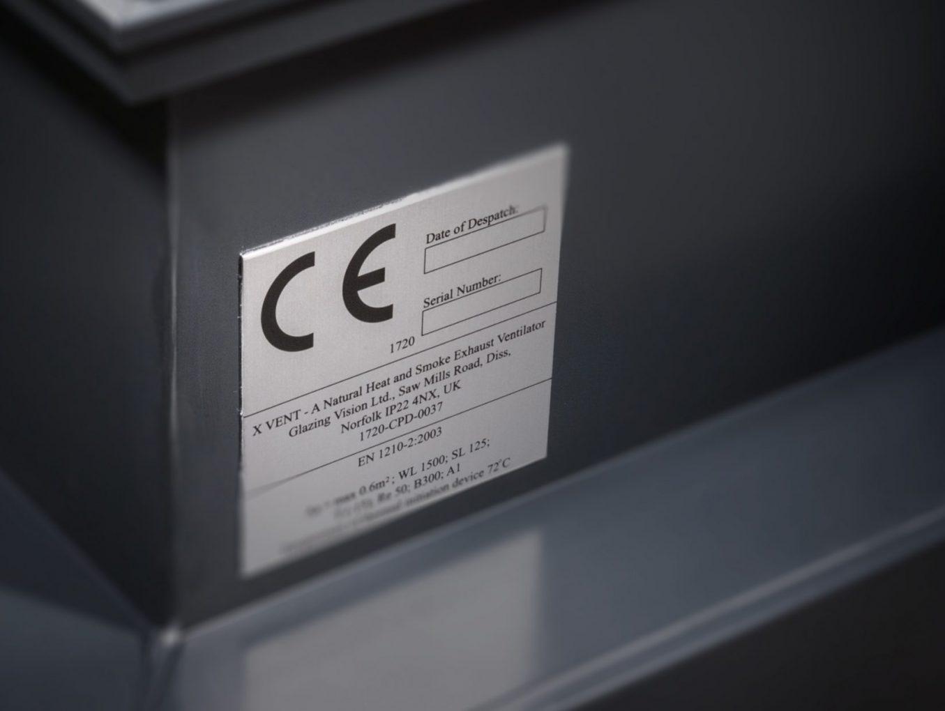 บทความ CE Mark : เครื่องหมายรับรองความปลอดภัยของ EU