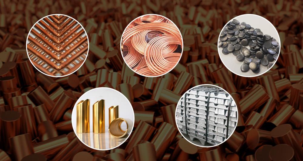 บทความ Ferrous and Non-Ferrous Metals